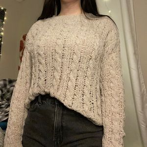 ✨american eagle knitted sweater✨
